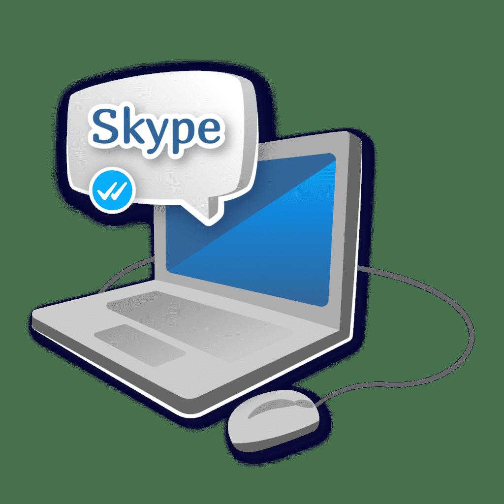"""Иллюстрация статьи """"Плюсы и минусы Skype"""""""