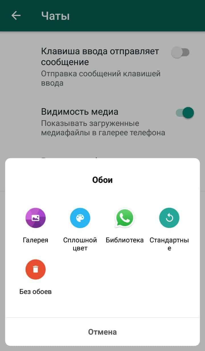 Плюсы и минусы Whatsapp: настройки интерфейса