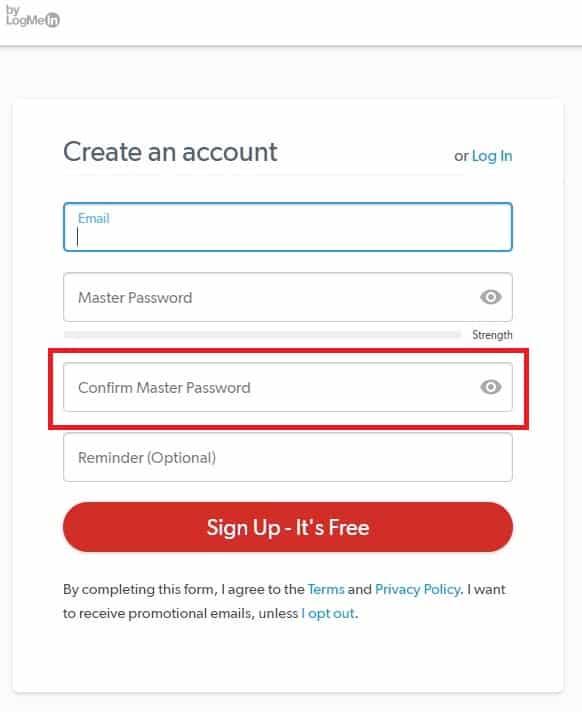 Как пользоваться менеджером паролей - продублировать пароль