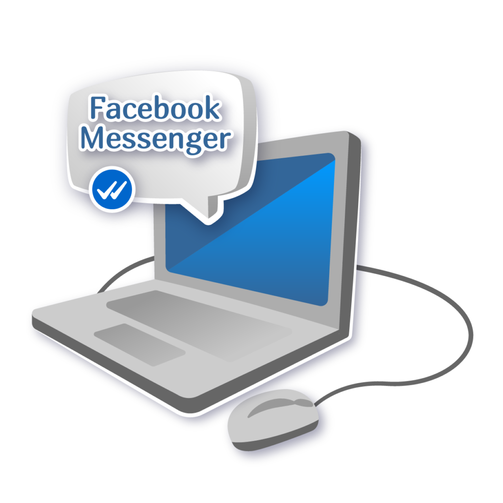 """Иллюстрация статьи """"Facebook Messenger для десктопа стал доступен пользователям"""""""