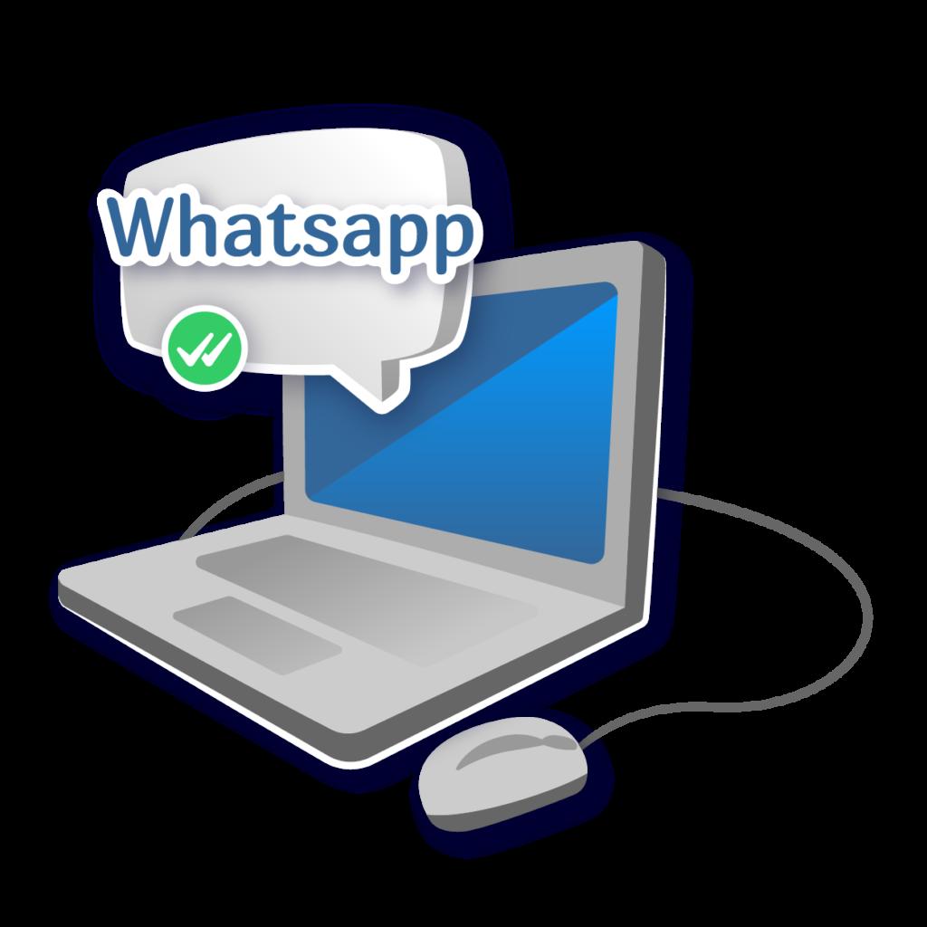 """Иллюстрация статьи """"Messenger Rooms от Facebook добавят в Whatsapp"""""""