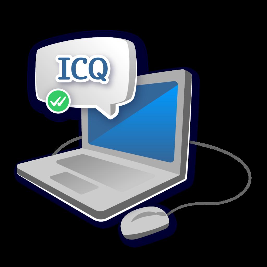 """Иллюстрация статьи """"Плюсы и минусы ICQ"""""""