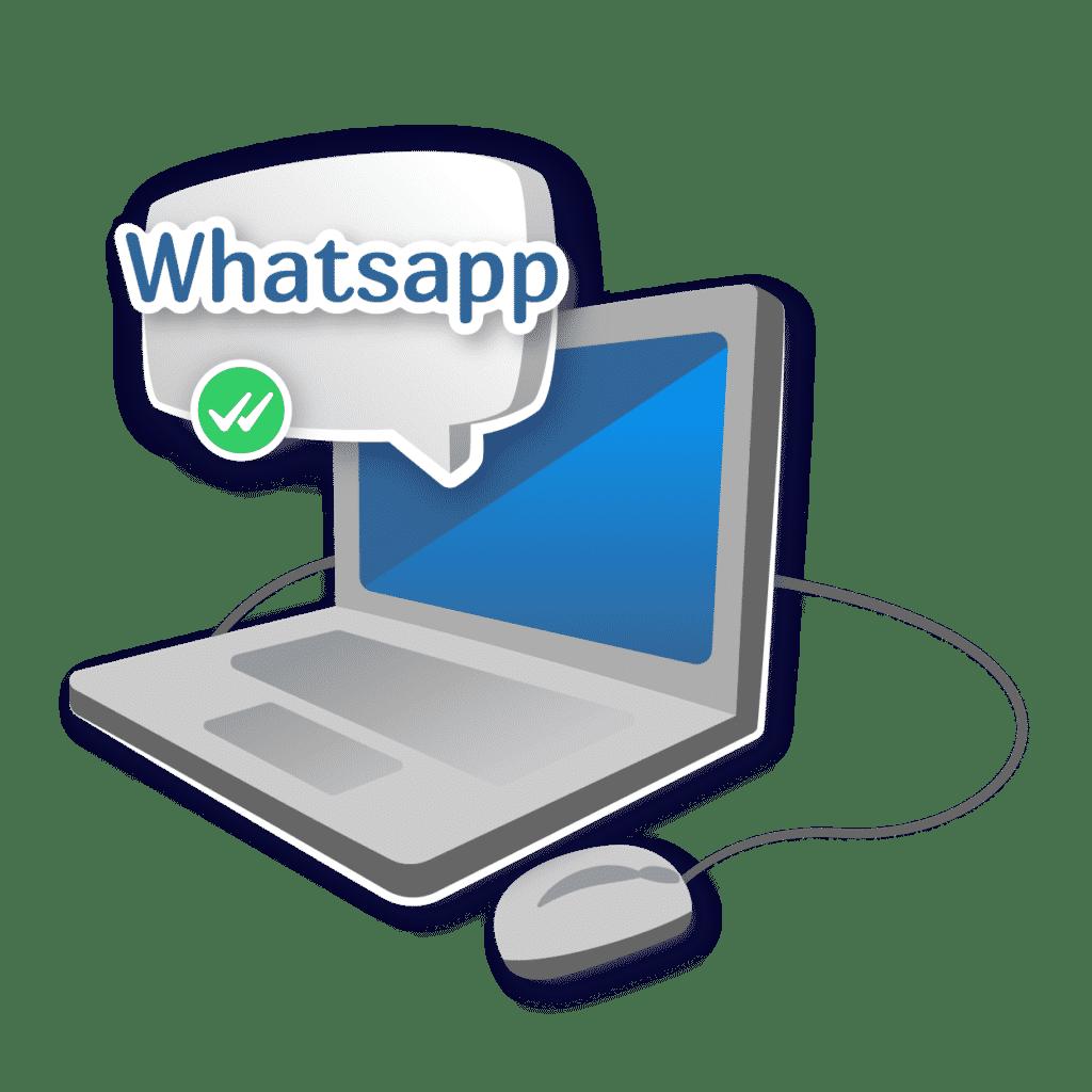 """Иллюстрация статьи """"Синхронизация данных Whatsapp будет доступна для 4 устройств"""""""