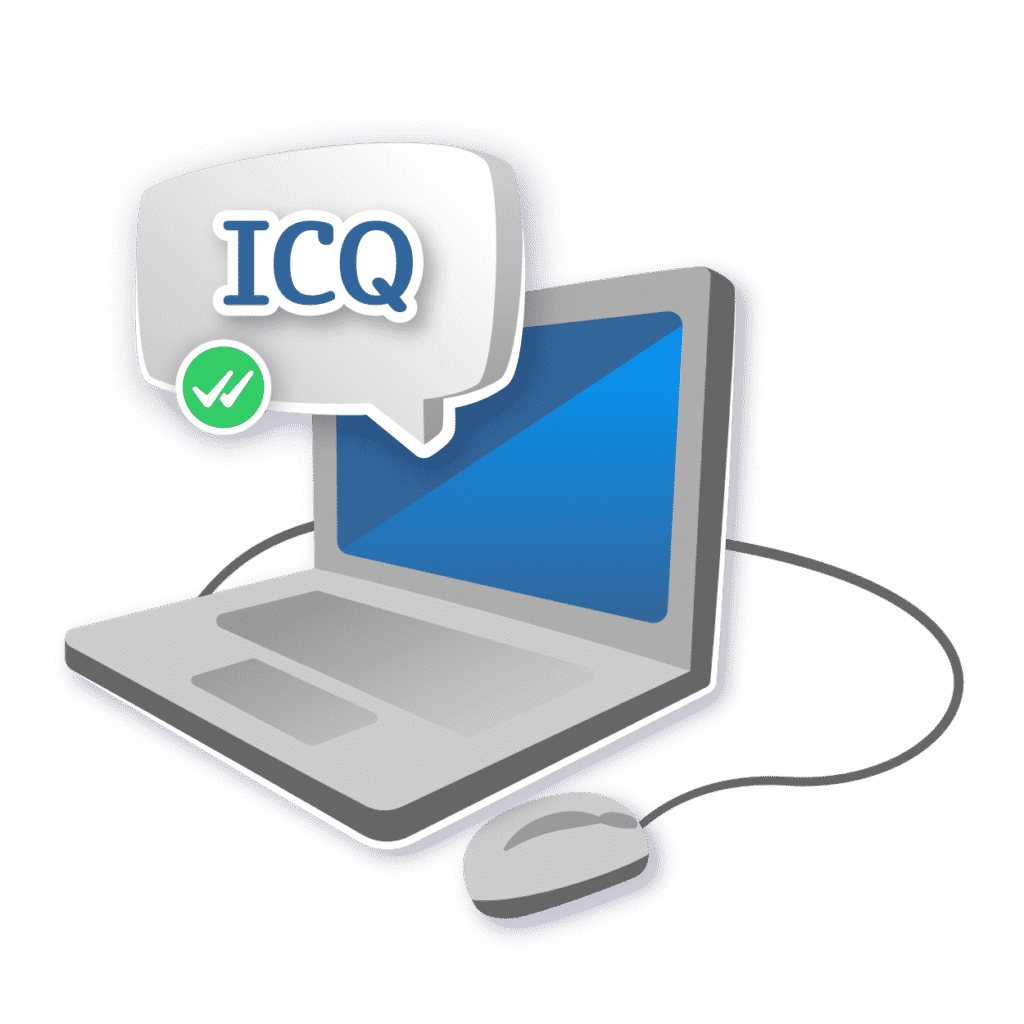"""Иллюстрация статьи """"Статусы в ICQ снова доступны пользователям"""""""